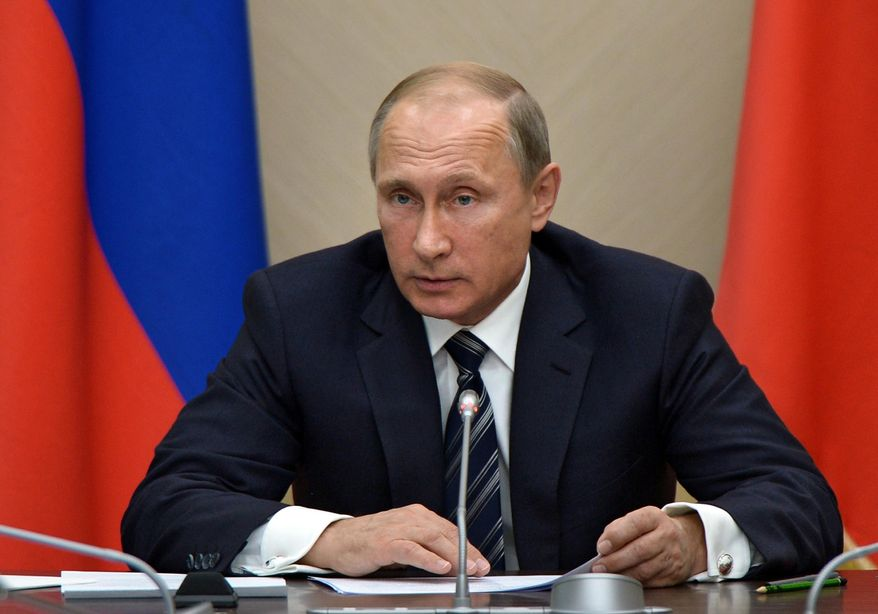 Putin building air-defense wall in Mideast