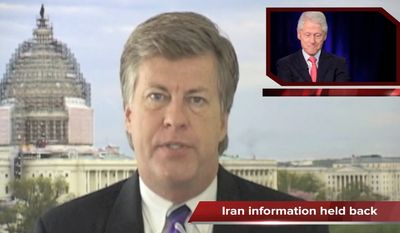 Tim Constantine reports on new information about Iran held back by the Clinton Administration, a new ad from Hillary Clinton's campaign, and the upcoming Songwriters Hall of Fame.