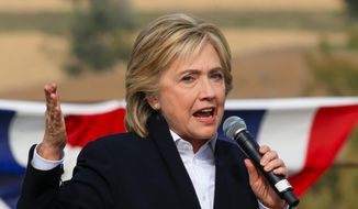 Hillary Rodham Clinton has not said what, if any, firewall or threat protection was used on her email server before June 2013, including the time she was secretary of state from 2009 to 2013 and the server was kept in her home in the New York City suburbs. (Associated Press) ** FILE **