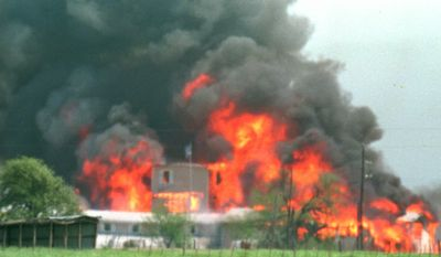 The Waco tragedy. One of the most lethal exercises of police power in American history exposed chain of command issues inside a new Clinton administration.