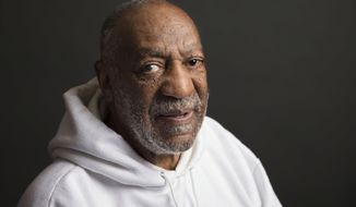 Actor-comedian Bill Cosby poses for a portrait in New York, in this Nov. 18, 2013, file photo. (Photo by Victoria Will/Invision/AP, File)