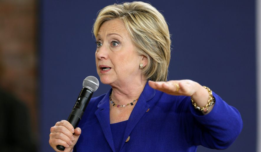 Despite enduring accusations for months on her decision to use a private server during her time as secretary of state, it is uncertain whether or not fellow Democratic presidential hopefuls will raise the issue with Hillary Rodham Clinton during Tuesday's debate. (Associated Press)