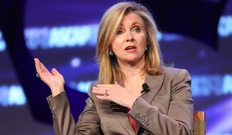 Rep. Marsha Blackburn has been mentioned as a possible House speaker, but she says she will defer to a decision on Paul Ryan. (Associated Press)