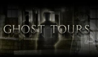 Go where the ghosts are for Halloween at the Trans-Allegheny Lunatic Asylum.