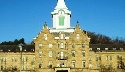 Trans-Allegheny Lunatic Asylum in West Virginia is rife with paranormal activity on Halloween -- and all year long.