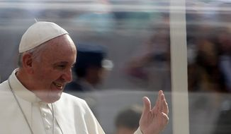Pope Francis as of yet has no plans to make a return trip to his native Argentina despite itineraries that will take him to other nearby South American countries. (Associated Press)