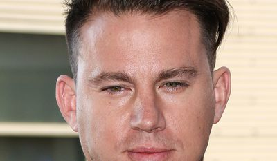 Channing Tatum attends The Dizzy Feet Foundation's 5th Annual Celebration of Dance Gala held at Club Nokia on Saturday, August 1, 2015, in Los Angeles. (Photo by John Salangsang/Invision/AP)
