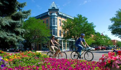Fort Collins, Colo. (Image: Screen grab from en.wikipedia.org)