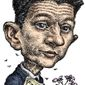 Illustration of Paul Ryan by Kevin Kreneck/Tribune Content Agency