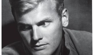 """Tab Hunter Confidential"" tells the story of the 1950s matinee idol in his own words.  (caiff.ticketmob.com)"