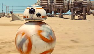 BB-8 is the spherical, loyal Astromech Droid of the Resistance pilot Poe Dameron.