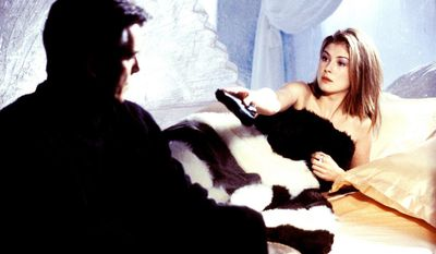 2002, Die Another Day, Rosamund Pike as Miranda Frost