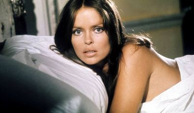 1977, The Spy Who Loved Me, Barbara Bach as Major Anya Amasova (aka Agent XXX)