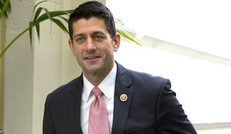 House Speaker Paul Ryan is the youngest speaker in 150 years, according to a historical analysis. (Associated Press)
