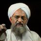 In a recent recording attributed to al Qaeda leader Ayman al-Zawahri, he calls for greater cooperation with the Islamic State. (Associated Press)
