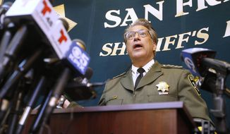 San Francisco Sheriff Ross Mirkarimi's race is one of the marquee contests in what is otherwise a slow off-year Election Day. He lost his re-election bid. (Associated Press)