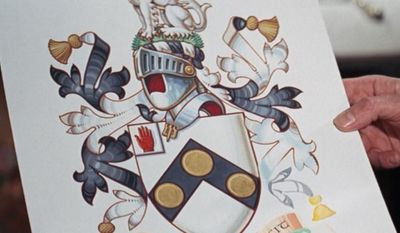 """In """"On Her Majesty's Secret Service,"""" what is the motto on the Bond Family Crest?"""