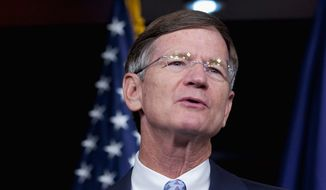 Rep. Lamar Smith and other Republicans claim that the EPA's objectivity in assessing Alaska's Pebble Mine was suspect at best. (Associated Press)