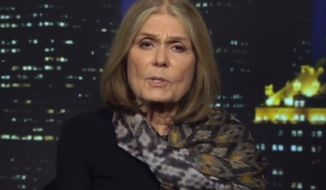 Famed feminist Gloria Steinem said Tuesday that the abortion she underwent after college allowed her to live her life freely. (PBS)