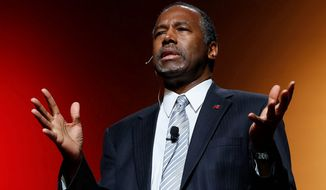 Ben Carson. (Associated Press)