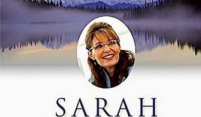 "Sarah Palin has written ""Sweet Freedom: A Devotional"" which was published Monday by Regnery Faith. (Regnery Publishing)"