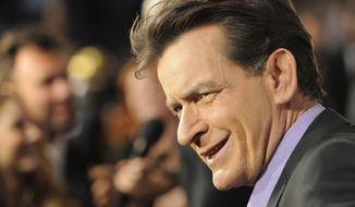 Charlie Sheen (Associated Press) **FILE**