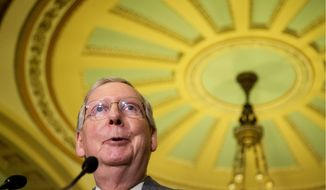 Despite a failed attempt to defund the Affordable Care Act at the Senate level, Majority Leader Sen. Mitch McConnell insisted the GOP will find a way to undercut President Obama's signature health care law after Thanksgiving. The Senate's parliamentarian ruled the previous attempt didn't abide by legislative rules. (Associated Press)