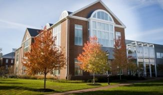 Hodson Hall Commons at Washington College in Chestertown, Md. (Image: http://www.washcoll.edu)