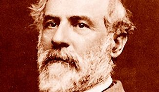 Robert E. Lee. (Associated Press)