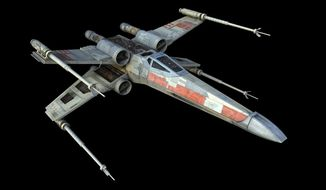 Most heralded as the destroyer of the Death Star, this is one of the galaxy's most prominent ships: