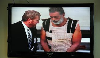 Robert Lewis Dear Jr. (right) faces murder charges in the mass shooting at a Planned Parenthood clinic in Colorado Springs, but pro-choice groups suggest it was a coordinated effort with pro-life advocates and Republican politicians who denounce abortion. (Associated Press/File)