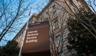 "The Internal Revenue Service has spent nearly $18 million on ""customer satisfaction surveys"" and analysis. The IRS has a 90 percent positive rating, and the report argues that most Americans wouldn't be bold enough to tell the IRS any differently. (Associated Press)"