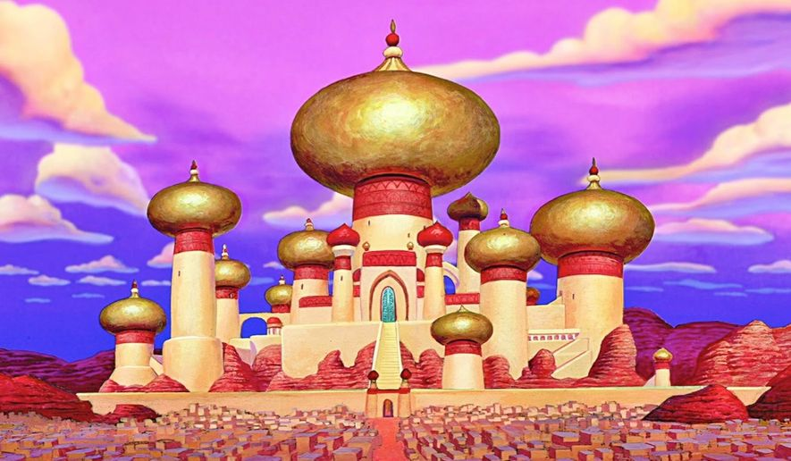 30 Percent Of Republicans Support Bombing Agrabah