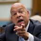 Jeh Johnson (Associated Press)