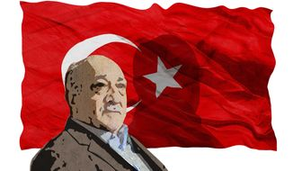 The Gulen Influence on Turkey Illustration by Greg Groesch/The Washington Times