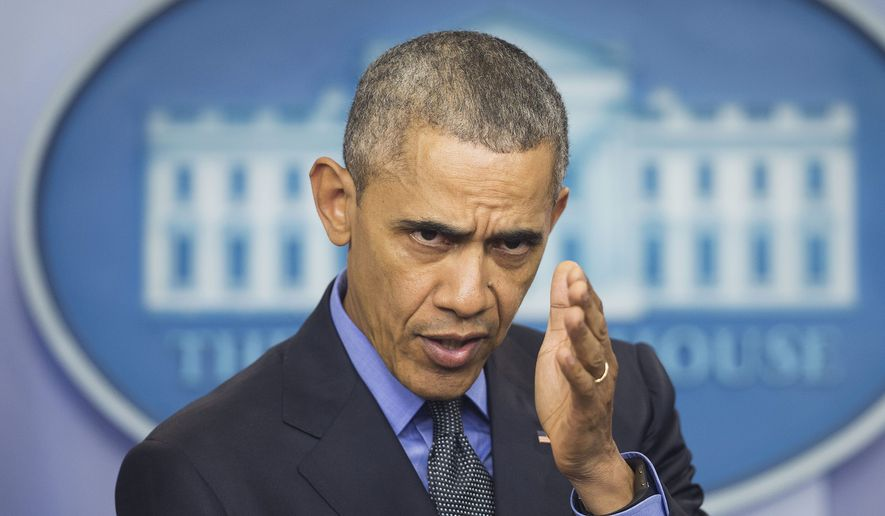 President Obama seeks to lay the groundwork for his last year in office by pushing longstanding goals on gun control and climate change to fruition. However, poor relations with Congress may upset his plans. (Associated Press)
