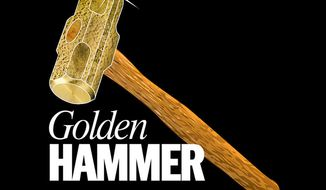 The Golden Hammer.