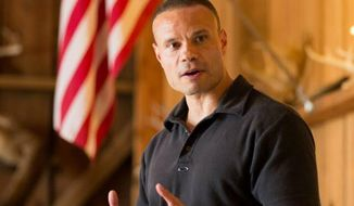 Former Secret Service agent Dan Bongino issued a scathing rebuke of Sen. Bernie Sanders on Sunday, calling the Democratic presidential candidate a socialist who is destroying the economic liberty of Americans. (Facebook/@Daniel Bongino)