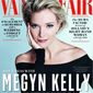 Fox News host Megyn Kelly is the subject of a cover story in the February issue of Vanity Fair. (Image from Vanity Fair)