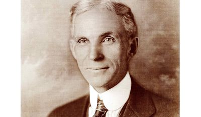 Henry Ford, 1919