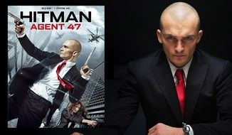 """Rupert Friend stars in """"Hitman: Agent 47,"""" now available on Blu-ray from 20th Century Fox Home Entertainment."""