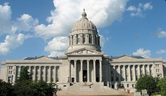 A bill introduced Wednesday in the Missouri House would define sex between lobbyists and lawmakers as a gift and force the parties involved to disclose the relationship to the Missouri Ethics Commission. (Wikipedia)