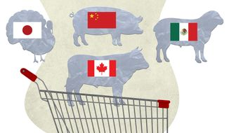 Country of Origin Illustration by Greg Groesch/The Washington Times