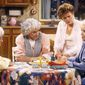 "The cast of the ""The Golden Girls"" is shown here. On Jan. 12, 2017, People magazine reported a restaurant themed after the 1980s sitcom named the Rue La Rue Cafe, after actress Rue McClanahan (second from right), was nearing its grand opening."