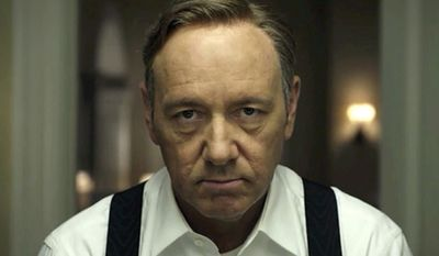 What is Frank Underwood's latest job title?