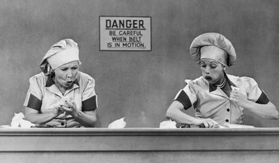 """Who was Lucy Ricardo's best friend on """"I Love Lucy""""?"""