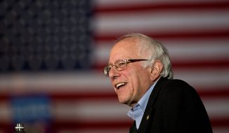Democratic presidential candidate Sen. Bernard Sanders is bucking fellow contender Hillary Clinton's narrative that she has crucial South Carolina in the bag. (Associated Press)