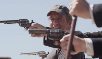"CNN host Mike Rowe slammed President Obama for his executive action on gun control, calling the National Instant Criminal Background Check System a ""broken system"" that relies on ""laughably incomplete"" data. (Facebook/@Mike Rowe)"