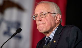 Sen. Bernard Sanders is riding an overwhelming wave of popularity in New Hampshire, with a stunning 91 percent of voters viewing him favorably. (Associated Press)