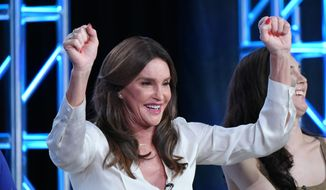 Caitlyn Jenner. (Photo by Richard Shotwell/Invision/AP) ** FILE **